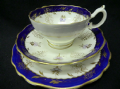 NO LONGER AVAILABLE Hilditch tea trio c 1825